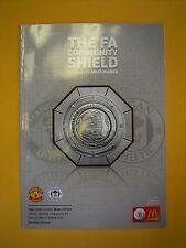 FA Community Shield - Manchester United v Wigan Athletic - 11th August 2013