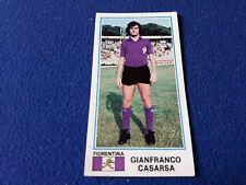 Figurina Album Calciatori Panini 1974/75 n°139 GIANFRANCO CASARSA FIORENTINA new
