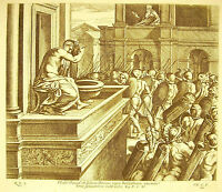 David the Beauty of Bathsheba the Bible Nicolas Chaperon 1649 a Raphael Religion