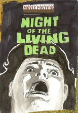 Sci-Fi Horror Movie Posters 2 Sketch Card from Lee Kohse