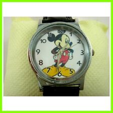 Mickey Mouse Men Boy Women Girl Kids Child Fashion Quartz Wrist Watch + GIFT