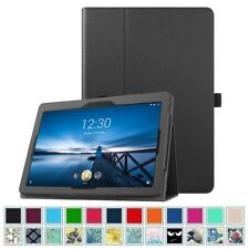 For Lenovo TAB E10 TB-X104F 10.1 Inch Android Tablet 2018 Folio Case Cover Stand