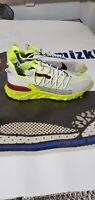 Nike React ISPA Men's Sz 11 Sneakers Platinum Volt Running Shoes CT2692 002