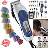 Pro Professional Hair Cut Machine Barber Salon Wahl Cutting Clippers Trimmer Kit