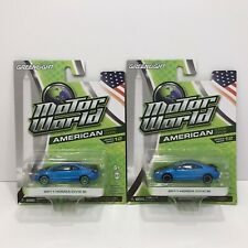 Greenlight 2011 Civic Si Green Machine Chase LP #0012! MW series 12, w/basic car