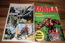 KOBRA # 3 / 1978 -- mit das REICH TRIGAN und MYTEK das MONSTER