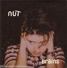 NUT - Brains (UK 3 Track CD Single)