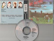 Mr.Mister CD  WELCOME TO THE REAL WORLD (c) 1985 RCA  FRANCE
