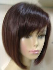 wigs Beau, court, brun foncé, femmes, santé, perruques