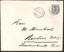 1097 EGYPT TO GERMANY COVER 1924 PORT SAID - BERLIN