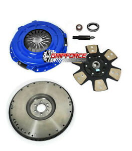 FX HD STAGE 3 CLUTCH KIT+FLYWHEEL for 01-06 CHEVY SILVERADO GMC SIERRA 1500 4.8L