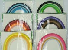 720 bandes de papier QUILLING 3mmx39cm 36 couleurs MIX17 Loisirs créatifs DIY