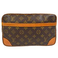 LOUIS VUITTON COMPIEGNE 28 SECOND CLUTCH BAG PURSE MONOGRAM M51845 am 33269
