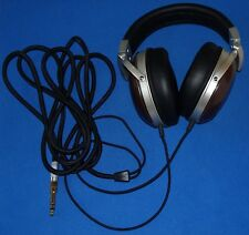 Denon AH-D5000 Headband Headphones and Case