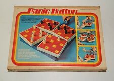 Vintage 1978 Panic Button game Mego Corp Complete R10555