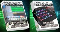 Ultimate Midi Collection Almost All Music Genres Ableton Cubase FL Studio Logic