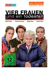 2 DVDs * VIER FRAUEN UND EIN TODESFALL - STAFFEL 7 # NEU OVP %