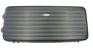 Neu! Bogenkoffer Infitec ABS Bowcase Trolley in Blau/Schwarz/Silber