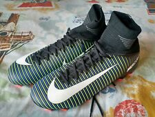 Nike JR Mercurial SuperFly V FG Youth Soccer Cleats 831943 013 Size 4Y