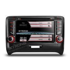 "Autoradio 7"" Xtrons HD Dual Canbus GPS per AUDI TT Mk2"
