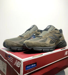 New Balance 990v4 Made In US (M990MG4) - Size 13 D