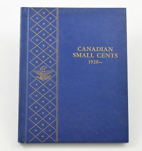 1920-1969 - Canada Small Cents - Collection Set Lot Album *541