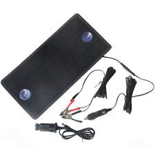 12W 18V Solar Panel Off Grid Battery Power Charger For RV Boat Phone 370*180MM