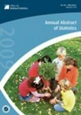 Annual Abstract of Statistics 2009 (Office for National Statistics), The Office