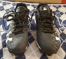 299e51ce4421 Under Armour MLB Authentic Baseball Cleats - White/Black Cleats (Men's 9)-