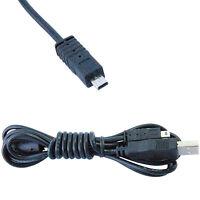 USB Cable Cord for Panasonic DMC Series Digital Cameras K1HA08CD0001 Replacement