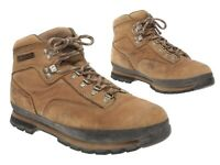 TIMBERLAND Euro Hiking Boots 10 M Mens Classic WATERPROOF Leather HIker Vintage
