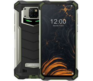 """DOOGEE S88 PRO RUGGED 6gb 128gb Waterproof 21mp Fingerprint 6.3"""" 4g LTE Android"""