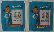 UEFA Euro 2020 Preview, Panini: bustine di figurine a scelta