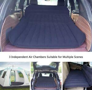 QDH SUV Air Mattress - Thickened Car Bed Back Seat Mattress - With Air Pump