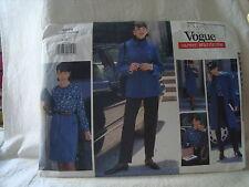 Vogue Pattern 1875 - Career Wardrobe  8-10-12 Uncut