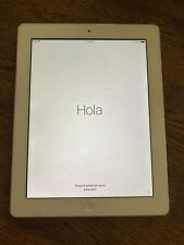 Apple iPad 4th Gen. 128GB, Wi-Fi, 9.7in - White