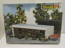 FALLER MILITARY MAINTENANCE WORKSHOP BUILDING ***FACTORY SEALED BOX***