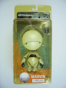 NECA The Hitchhiker's Guide to the Galaxy Marvin Android Action Figure - NEW