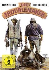DVD * DIE TROUBLEMAKER   TERENCE HILL , BUD SPENCER # NEU OVP §