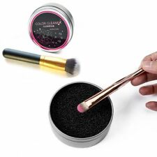 Quick Wash Beauty 3 Second Color off Sponge Makeup Brush Cleaner Powder Remover