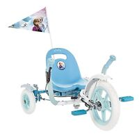 Disney Frozen Toddler Ergonomic Adjustable Three Wheeled Cruiser Safe Tricycle