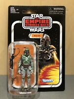 Star Wars Vintage Collection Empire Strikes Back BOBA FETT Kenner Figure IN HAND