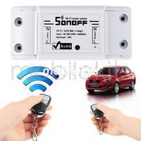 Sonoff Smart Timer Feuchtigkeit WiFi Smart Home Automation Schalter ESP8266