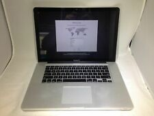 MacBook Pro 15 Mid 2012 2.3 GHz Intel Core i7 4GB 500GB HDD Good Condition
