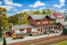 Faller H0 191730 - Bahnhof St. Niklaus   Bausatz Neuware