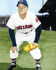 ROGER MARIS 8X10 PHOTO CLEVELAND INDIANS BASEBALL PICTURE MLB