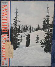 WWII Magazine American Rifleman, DECEMBER 1942 !ARMAMENT of the GERMAN PLATOON!