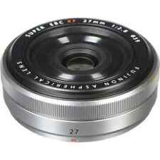 Fujifilm Fujinon XF 27mm F2.8 Lens - Silver