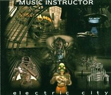 Music Instructor Electric city (1999) [Maxi-CD]