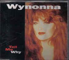 Wynonna- Tell me Why cd maxi single